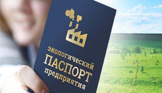 Разработка экологического паспорта предприятия